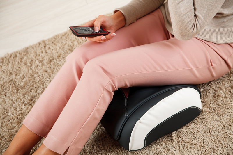 Массажная подушка с нефритом Maxiwell 3 Limited Edition